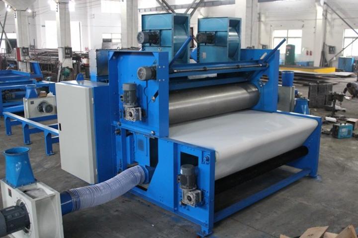 Dây chuyền sản xuất vải không dệt