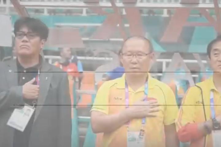 Bài phỏng vấn về đời sống cá nhân của HLV Park Hang Seo tại Việt Nam