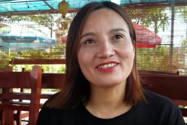 Cựu nữ chủ tịch xã 45 tuổi đi thi THPT quốc gia