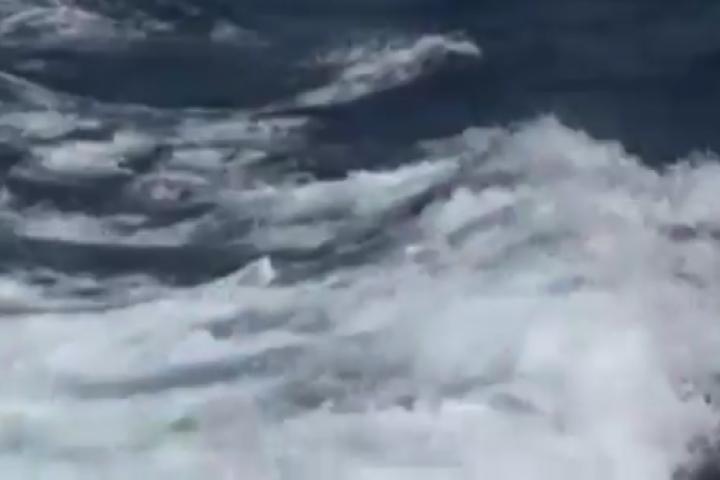 Cảnh sát biển Việt Nam cứu 6 ngư dân Trung Quốc gặp nạn