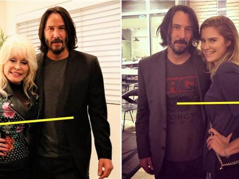 Quý ông lịch thiệp bậc nhất Hollywood: Không bao giờ chạm tay vào người fan nữ khi chụp ảnh