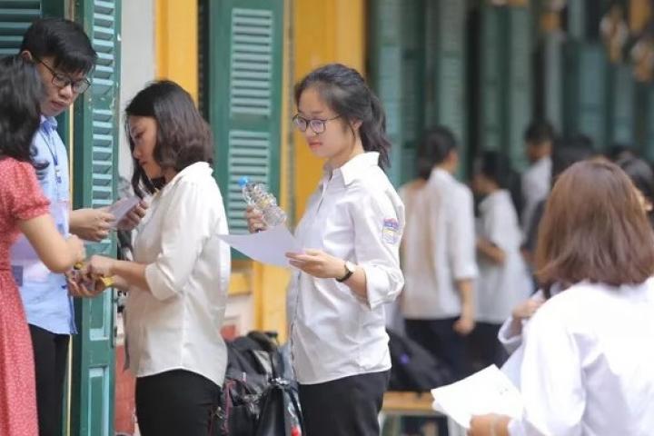 Muôn vẻ tâm trạng của thí sinh trước kỳ thi THPT quốc gia - VnExpress
