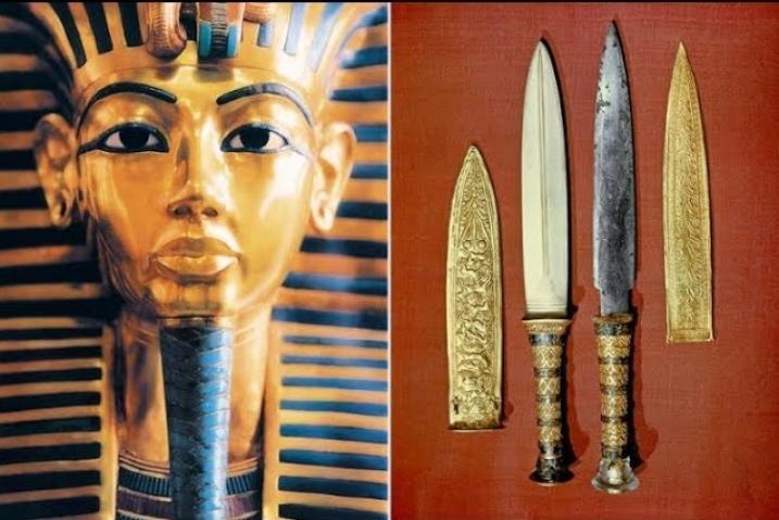 Người ngoài hành tinh thời cổ đại: Kỹ thuật luyện kim đáng kinh ngạc của người Ai Cập cổ đại
