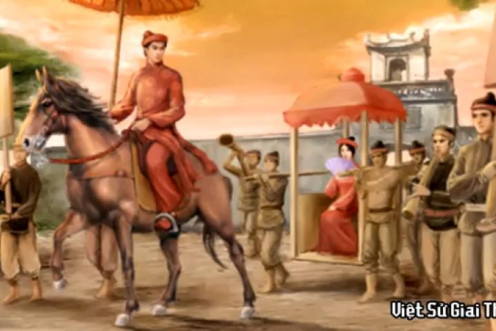 Mạc Đĩnh Chi đánh bại Trạng cờ Trung Hoa - giai thoại đấu trí khiến cả triều đình Phương Bắc nể sợ
