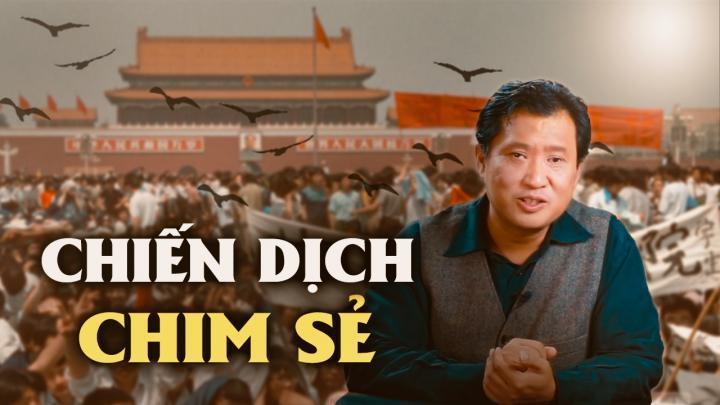 Chiến dịch chim sẻ - Chuyện chưa kể về thảm sát Thiên An Môn