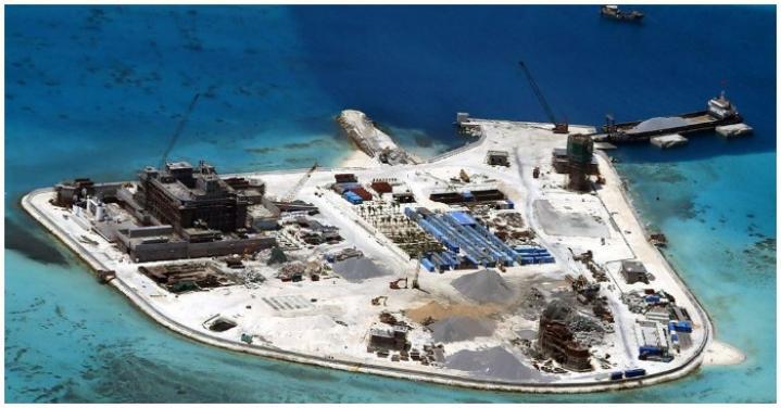 Kẻ thù lớn của Trung Quốc ở Biển Đông: Rỉ sét và thời tiết khắc nghiệt