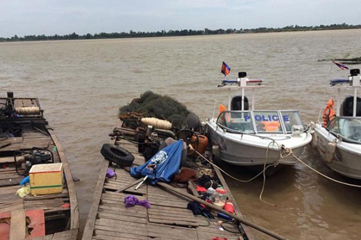 Cảnh sát Campuchia nổ súng bắn ngư dân Việt Nam do 'xâm phạm ngư trường'