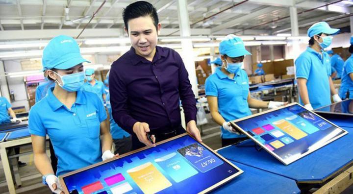 Asanzo: 'Hàng Việt Nam chất lượng cao' nhưng nhập từ Trung Quốc?