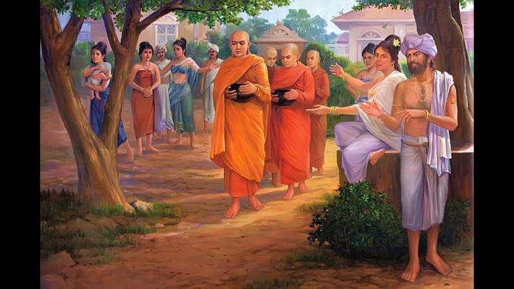 Phỉ báng người khác,  đến Đức Phật cũng phải chịu báo ứng