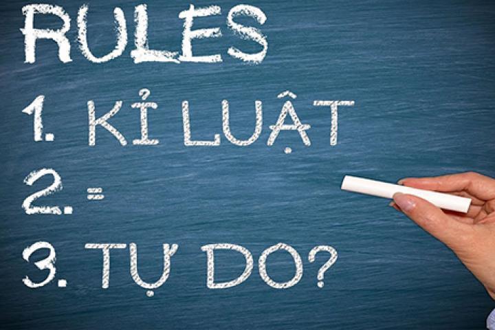 Kỷ luật là gì, tự kỷ luật đường đến thành công-